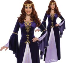 Rubies-Womens-Deluxe-Guinevere-Costume-0
