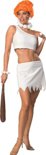 Secret-Wishes-Womens-The-Flintstones-Sassy-Adult-Wilma-Flintstone-Costume-0