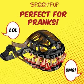 SpookyPup-Hilarious-Dog-Costume-Muzzle-with-Large-Scary-Teeth–Get-Your-Dog-to-Join-the-Fun-0-1
