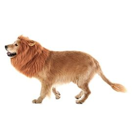 TOMSENN-Dog-Lion-Mane-Realistic-Funny-Lion-Mane-for-Dogs-Complementary-Lion-Mane-for-Dog-Costumes-Lion-Wig-for-Medium-to-Large-Sized-Dogs-Lion-Mane-Wig-for-Dogs-0-3