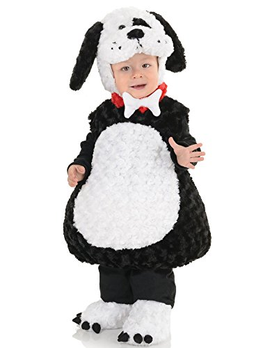 Underwraps Costumes Toddler Baby's Puppy Costume – Belly Babies Furry Puppy Costume