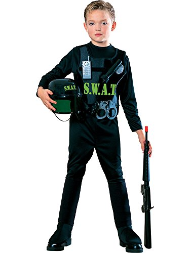Young Heroes Child's S.W.A.T. Team Costume