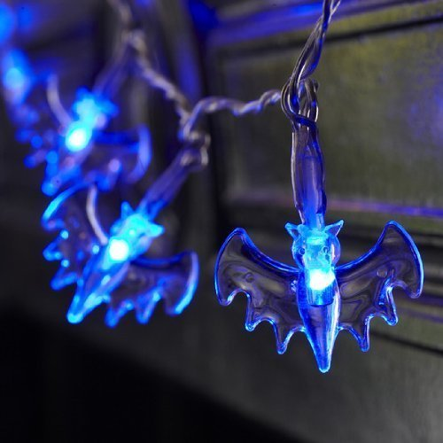 3D Pumpkin Halloween Decoration String light, Battery Operated 20leds Fairy String Lights for home,office,party,bar