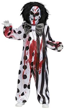 Boys-Costumes-Scary-Costumes-Bleeding-Clown-0