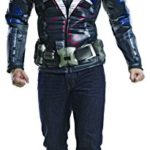 DC-Comics-Mens-Arkham-Knight-Muscle-Chest-Costume-Top-0-0
