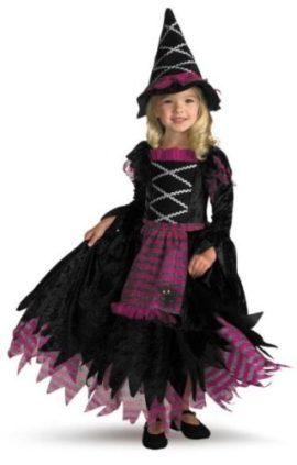 Disguise-Girls-Fairytale-Toddler-Witch-Costume-0-0