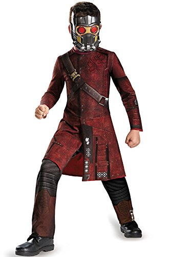 Disguise Marvel's Guardians of The Galaxy Star-Lord Classic Boys Costume