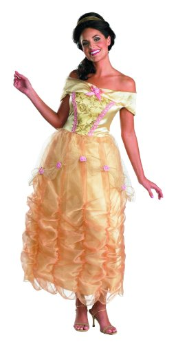 Disney Beauty and the Beast Belle Deluxe Adult Costume
