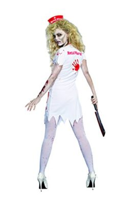 Dreamgirl-Womens-Working-The-Graveyard-Shift-Zombie-Nurse-Costume-0-0