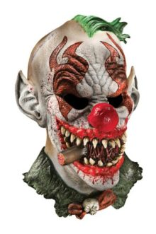 Foam-Latex-Mask-Deluxe-Fonzo-The-Clown-Adult-0