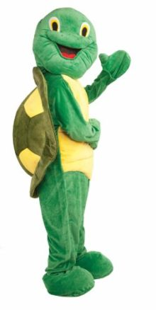 Forum-Deluxe-Plush-Turtle-Mascot-Costume-0
