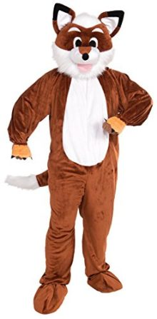 Forum-Novelties-Mens-Promotional-Fox-Mascot-Costume-0