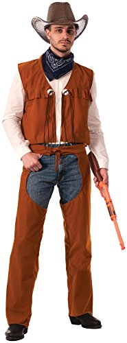 Forum Novelties Men's Western Cowboy Xl Costume