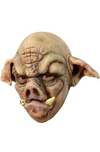 Ghoulish Masks Rabid Pig Adult Mask-
