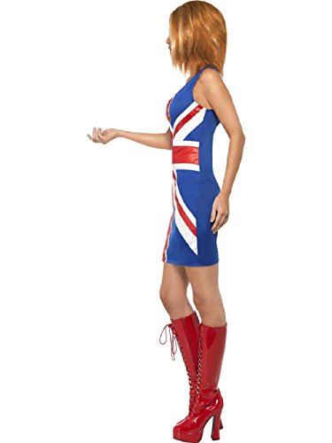 Ginger Spice Spice Girls Womens Costume