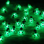 Halloween-String-LightsER-CHENTM-40-LED-Ladybird10Ft-Long-Battery-Operated-Silver-Wire-String-Lights-with-RemoteTimer-for-IndoorCovered-OutdoorHalloween-Parties-Home-Decorations-0