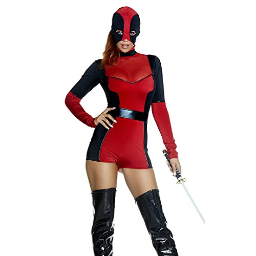 Hunt You Down Sexy Movie Character Costume