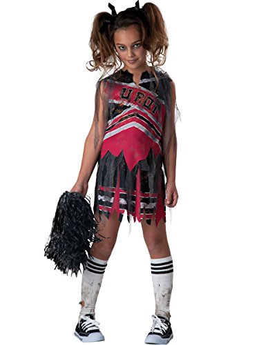 InCharacter Costumes Spiritless Cheerleader Costume