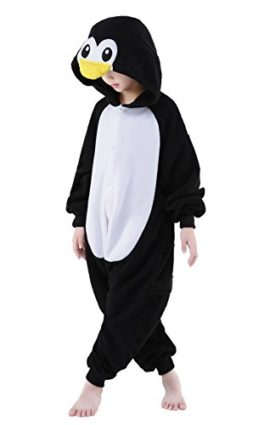 Newcosplay-Unisex-Children-Penguin-Pyjamas-Halloween-Costume-0-1
