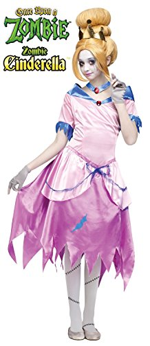 Once-Upon-a-Zombie-Cinderella-Childtween-Costume-0