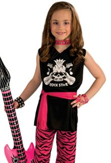 Rock Star Costumes for Girls