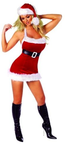 Roma-Costume-Womens-1-Piece-Chic-Santa-0