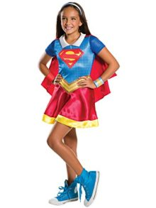 Rubies-Costume-Kids-DC-Superhero-Girls-Supergirl-Costume-0