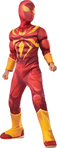 Rubies-Costume-Spider-Man-Ultimate-Deluxe-Child-Iron-Spider-Deluxe-Child-Costume-0