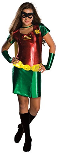 Rubies-Costume-Teen-Titans-Robin-Tween-Costume-Medium-0