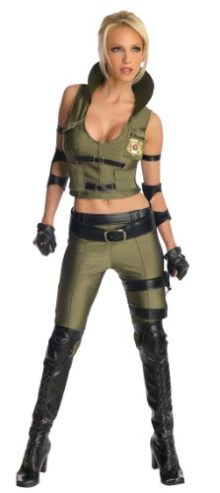 Secret-Wishes-Mortal-Kombat-Sonya-Blade-Multicolor-X-Small-0