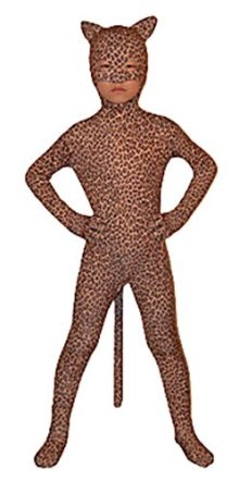 Seeksmile-Child-Open-Eyes-Open-Nose-and-Mouth-Lycra-Leopard-Animal-Zentai-0