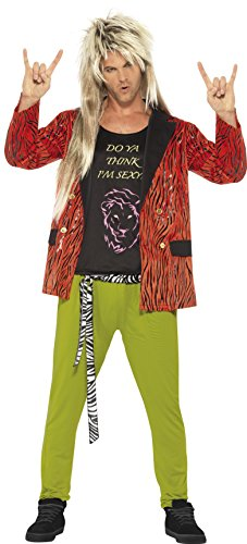 Smiffys-Mens-80s-Rock-Star-Costume-0  sc 1 st  Halloween Costumes Best & Smiffyu0027s Menu0027s 80u0027s Rock Star Costume - Halloween Costumes Best