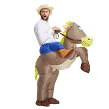 TOLOCO-Inflatable-Western-Cowboy-Riding-Horse-Halloween-Costume-0