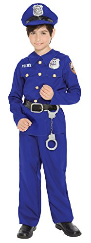 UHC-Boys-Police-Officer-Career-Day-Work-Theme-Party-Child-Halloween-Costume-0