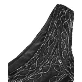 AIDEAR-Womens-1920s-Style-Inspired-Charleston-Sequin-Layer-Tassel-Cocktail-Flapper-Dress-0-3