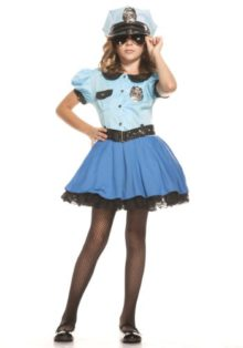Law Enforcement Costumes for Girls
