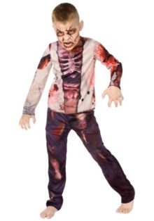 Zombie Costumes for Boys