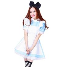 COCONEEN-Anime-Cosplay-Costume-French-Maid-Outfit-Halloween-0