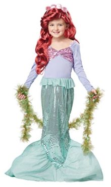 California-Costumes-Girls-Little-Mermaid-Costume-0