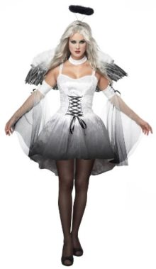 California-Costumes-Womens-Platium-Collection-Angel-Of-Darkness-Adult-0