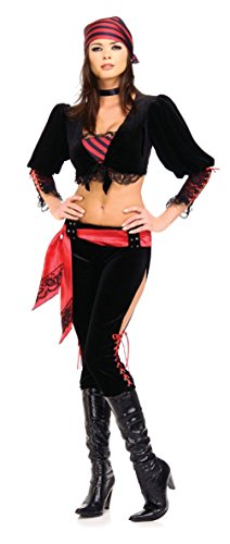 CaptainS-Mate-Pirate-Halloween-Costume-Secret-Wishes-Sexy-Cute-Pirate-Ladies-0
