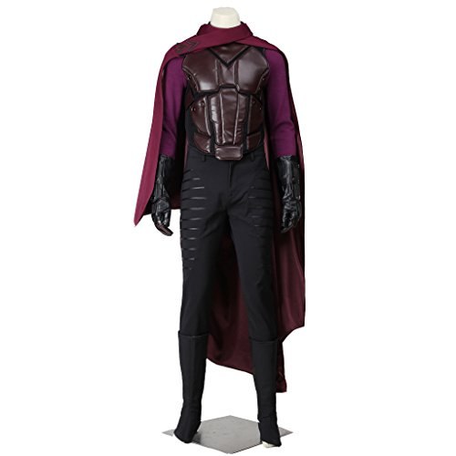 CosplayDiy Men's Costume for X-Men Origins 2 Days of Future Past Magneto