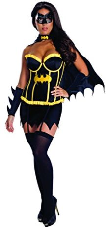 DC-Comics-Secret-Wishes-Batgirl-Corset-Costume-0