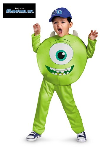 Disguise Disney Pixar Monsters University Mike Toddler Classic Costume