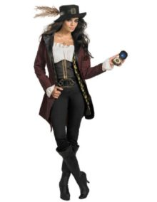Pirates of the Caribbean Costumes for Women
