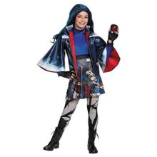 Disney-Descendants-Evie-Prestige-Girls-Child-Kids-Costume-Coolie-0