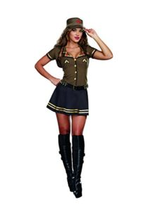Military Costumes for Women
