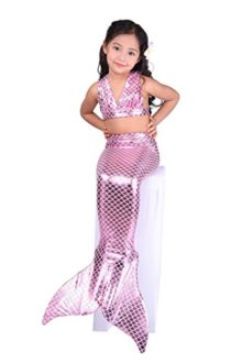 Dressy-Daisy-Girls-3pcs-Mermaid-Tail-Swimwear-Mermaid-Swimsuit-Bathing-Suit-Bikini-0