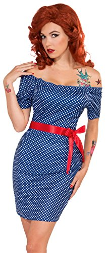 Forum-Novelties-Womens-Retro-Rock-Betty-Blue-Costume-0