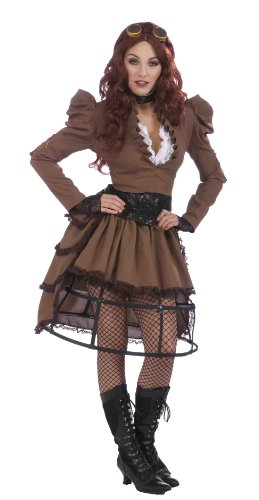 Forum Steampunk Vickie Complete Costume